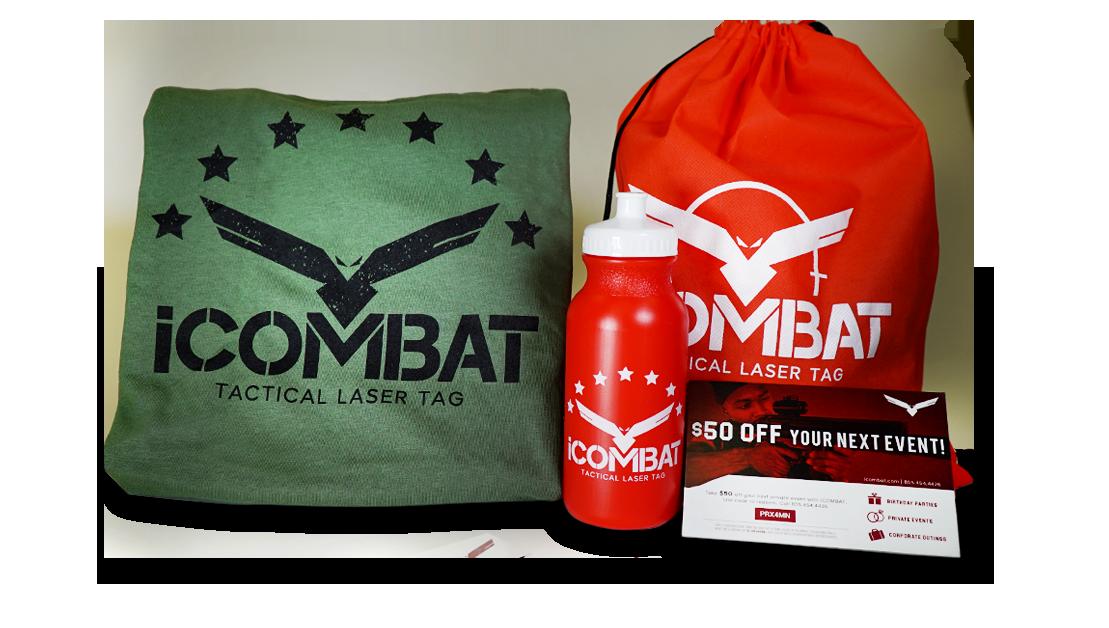 iCOMBAT Loot Bag